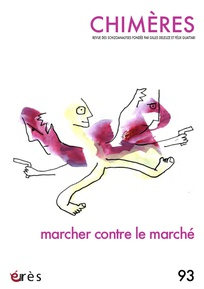 Marcher en direction de nos forces